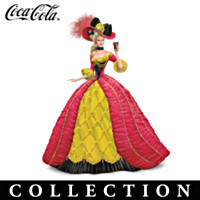 Indulgent Dreams Of Coca-Cola Figurine Collection