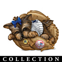 Furry Best Yankees Fans Figurine Collection