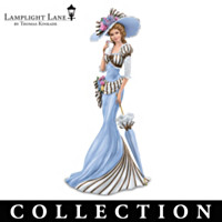 Ladies Of Lamplight Village Figurine Collection