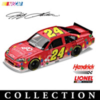 Jeff Gordon Special Paint Scheme Diecast Car Collection