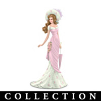 Elegant Moments Of Hope Figurine Collection