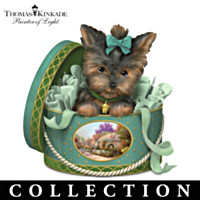 Thomas Kinkade Little Shopkeepers Figurine Collection