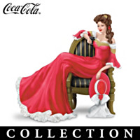 Relaxing Moments With Coca-Cola Figurine Collection
