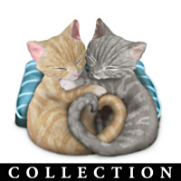 Furr-ever My Heart Figurine Collection