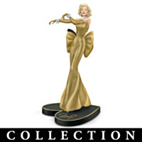 Marilyn Monroe 50th Anniversary Tribute Figurine Collection
