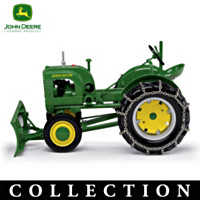 John Deere Horsepower Diecast Tractor Collection