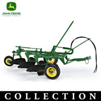 John Deere Implements Diecast Tractor Accessory Collection