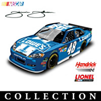 Jimmie Johnson No. 48 Paint Scheme Diecast Car Collection