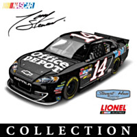 Tony Stewart 2012 Paint Schemes Diecast Car Collection