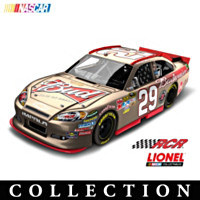 Kevin Harvick 2012 Paint Schemes Diecast Car Collection