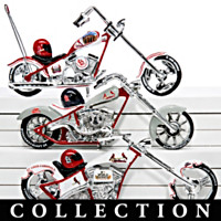 2011 World Series Champions Chopper Figurine Collection