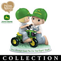 Little John Deere Farmers Figurine Collection