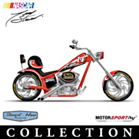 Tony Stewart Champion Choppers Figurine Collection