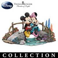 Disney A Timeless Romance Figurine Collection