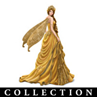Celebration Of The Seasonal Fairy Queens Figurine