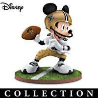 Football Fun-atics New Orleans Saints Figurine Collection