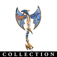 Dragon's Edge Of Wrath Wall Decor Collection