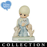 A Grandson's Precious Love Figurine Collection