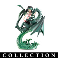 Legends Of The Fairy Dragon Riders Figurine Collection