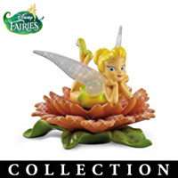 Tinker Bell's Fabulous Floral Figurine Collection