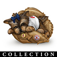 Furry Best Red Sox Fans Figurine Collection