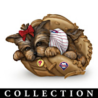 Furry Best Phillies Fans Figurine Collection
