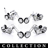 Chicago White Sox Motorcycle Figurine Collection