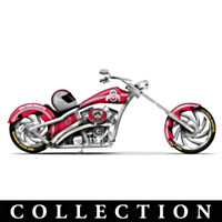 Ohio State Motorcycle Figurine Collection