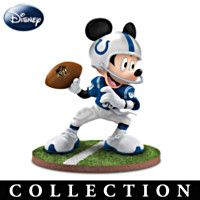 Football Fun-atics Indianapolis Colts Figurine Collection