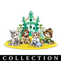 Kittens Of Oz Figurine Collection