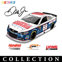 Dale Earnhardt Jr. No. 88 2013 Diecast Car Collection