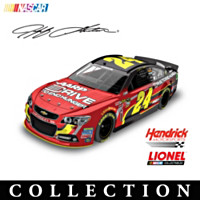 Jeff Gordon No. 24 2013 Paint Schemes Diecast Car Collection