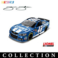 Jimmie Johnson No. 48 2013 Diecast Car Collection