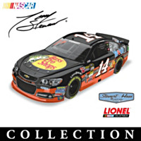 Tony Stewart No. 14 2013 Diecast Car Collection