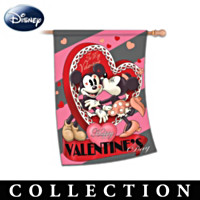Vintage Mickey Holiday Flag Collection