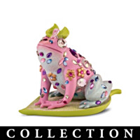 Hopping For Hope By Margaret Le Van Figurine Collection