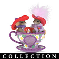 Charming Tails Friendship Is Tea-rrific Figurine Collection