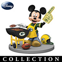 Disney Tailgating Fun With Mickey Figurine Collection