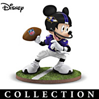 Football Fun-atics Baltimore Ravens Figurine Collection