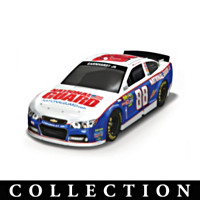 Racing Horizons For Dale Earnhardt, Jr. Sculpture Collection