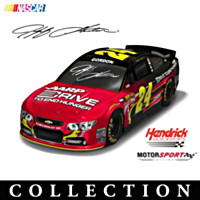 New Racing Horizons For Jeff Gordon Car Sculpture Collection