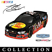 New Racing Horizons For Tony Stewart Sculpted Car Collection