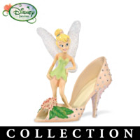 Tink's Garden Of Style Figurine Collection
