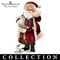 Thomas Kinkade So Real Figurine Collection