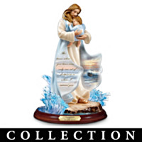 In His Loving Arms Figurine Collection