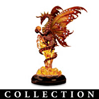 Defenders Of The Ancient Treasures Figurine Collection