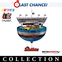 Dale Earnhardt: The Need For Speed Ornament Collection