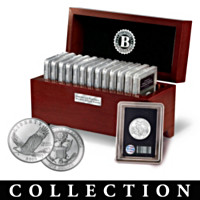 America's Historic Silver Eagle Coin Collection