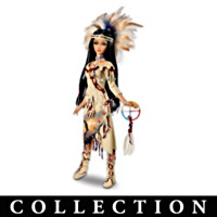Sacred Maidens Of The Healing Spirit Doll Collection