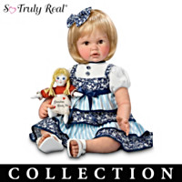 Down Memory Lane With Grandma Doll Collection